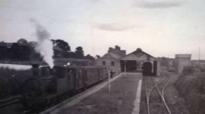 Belturbet Railway