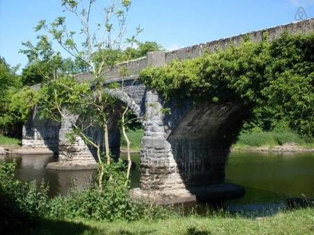C&L Narrow Gauge Bridge over the river Erne at Belturbet.jpg