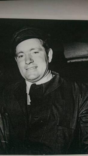 George O'Keefe Train Driver 4