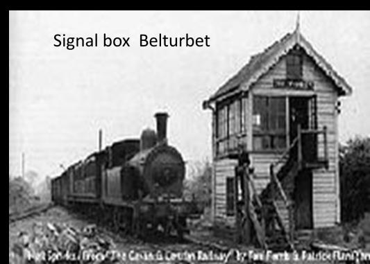 Signal Box Belturbet