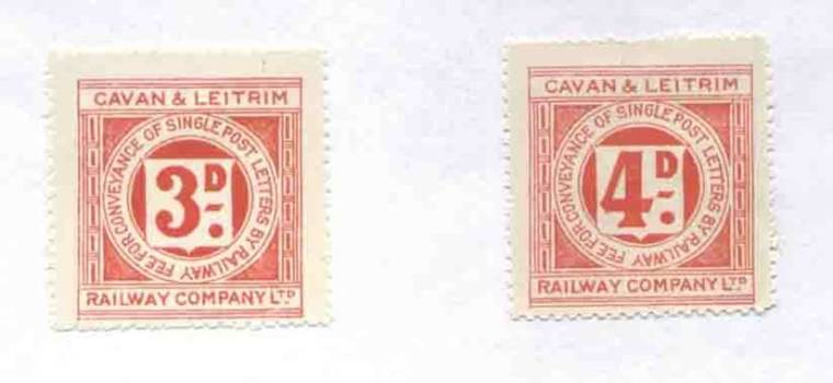Stamps Red