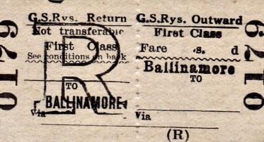 Balinamore ticket