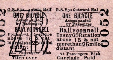 Ballyconnell ticket